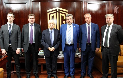 Abu-Ghazaleh' and Russian State Academy of Intellectual Property Sign Memorandum of Understanding