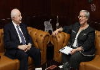 Abu-Ghazaleh and Newly-appointed Canadian Ambassador to Jordan Discuss Key Issues; TAGTech's ...